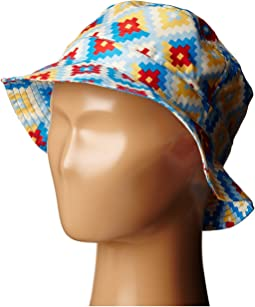 San Diego Hat Company Kids Sublimated Fishermans Bucket Hat (Little Kids/Big Kids)