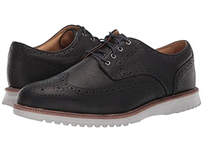 FootJoy Club Casual Wing Tip (Black) Men