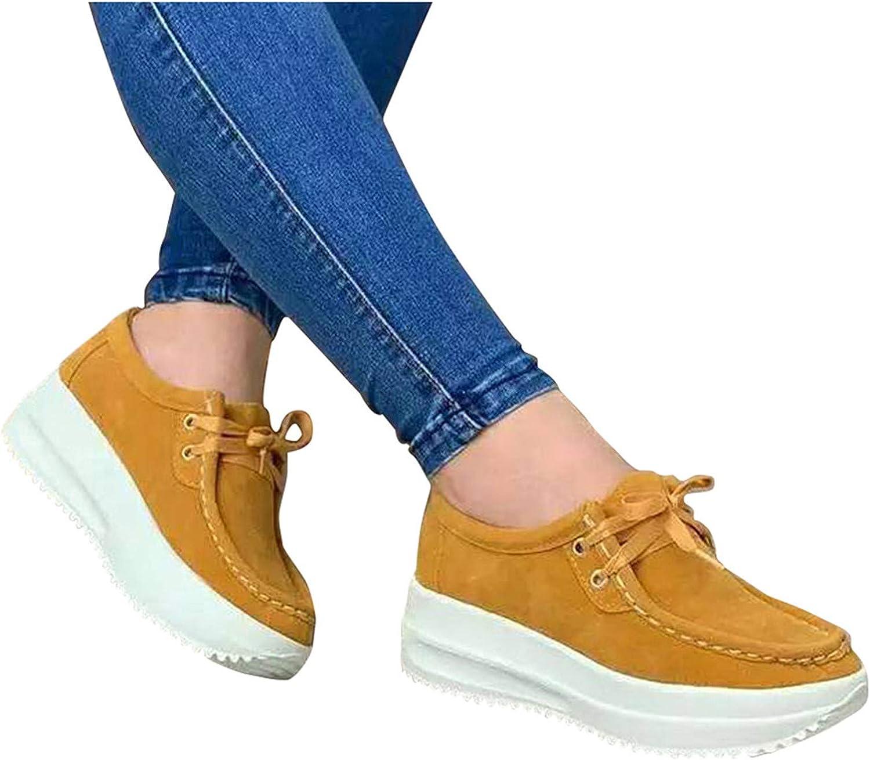 Padaleks Women's Casual Finally popular brand Comfort Japan Maker New Slip Flat Loafers Moccasins S On