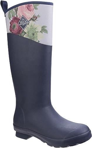 Muck bottes Tremont Wellie Matte Tall, Bottes & Bottines de Pluie Femme