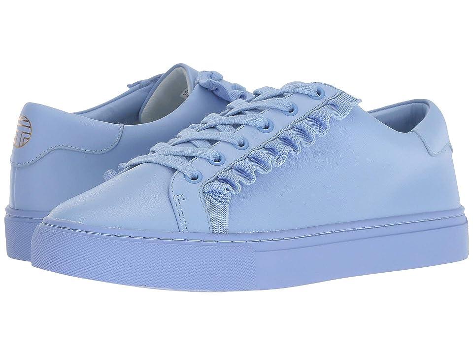 Tory Sport Ruffle Sneaker (Ace Blue/Ace Blue/Ace Blue) Women