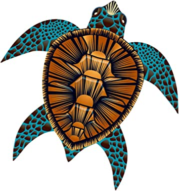 """X-Kites WindNSun SeaLife Turtle Nylon Kite, 40"""""""