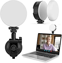 Laptop Light for Video Conferencing,Video Conference Lighting Kit with Strong Suction Cup,Computer Light for Zoom Calls Se...