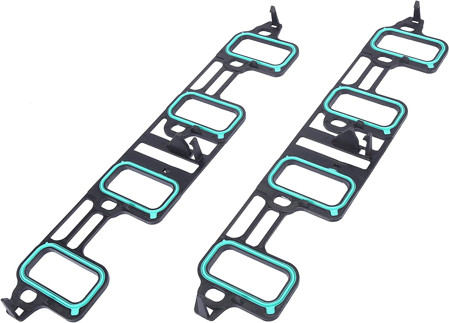 X AUTOHAUX 2pcs 2021 MS19598 Car Engine for GM Max 77% OFF Gasket Manifold Intake