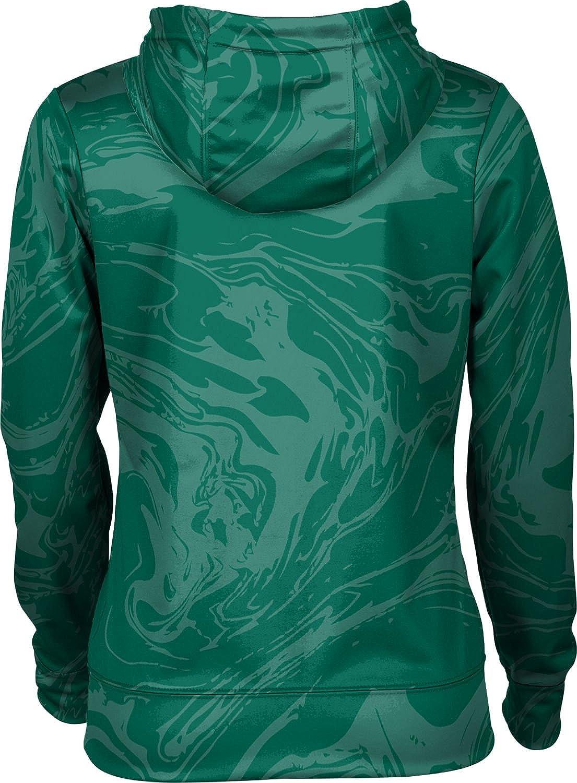 University of Wisconsin Green Bay Girls' Pullover Hoodie, School Spirit Sweatshirt (Ripple)