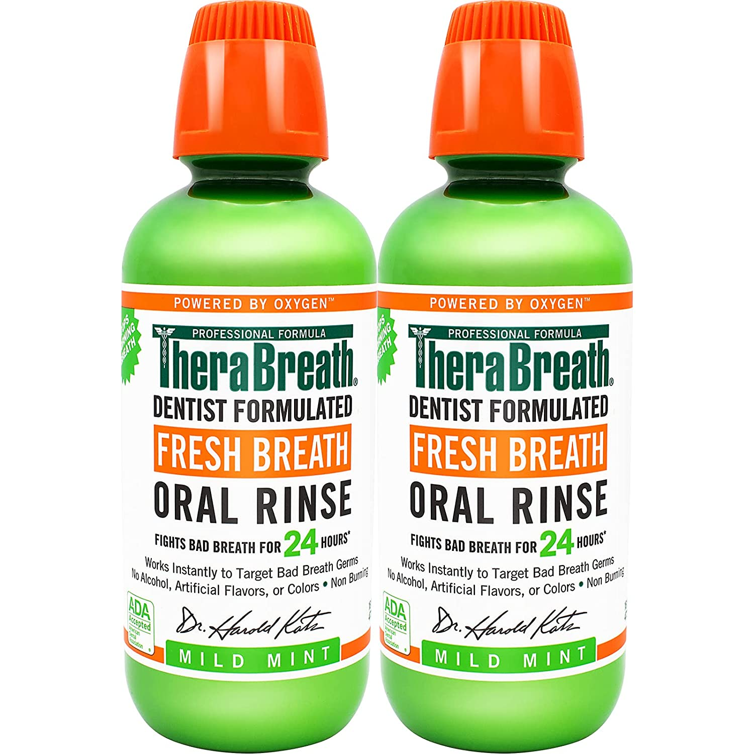 Cheap mail order specialty store Outstanding TheraBreath Fresh Breath Dentist Formulated 24-Hour Oral Rinse