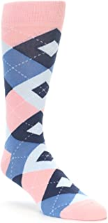 Best pink and blue dress socks Reviews