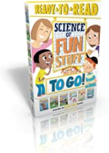 Science of Fun Stuff to Go!: The Thrills and Chills of Amusement Parks; The Innings and Outs of Baseball; Pulling Back the Curtain on Magic!; The Cool ... How Airplanes Get from Here...to There!