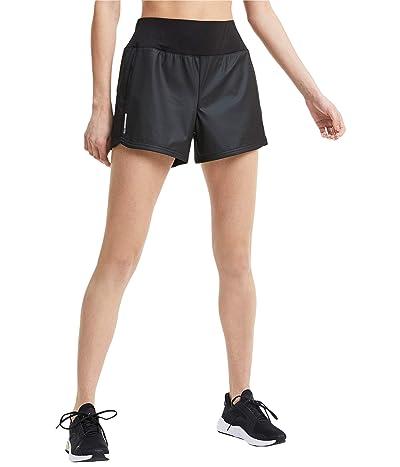 PUMA Train Shimmer 4 Shorts (PUMA Black) Women