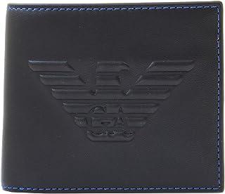 [エンポリオアルマーニ]EMPORIO ARMANI 二つ折り財布 2つ折り財布 イーグルマーク メンズ Y4R167 YG90J 81072//Y4R167-YG90J-81072 [並行輸入品]