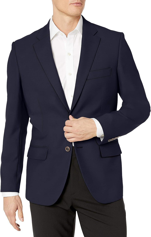 Amazon Essentials Classic-fit Stretch Blazer - blazers-and-sports-jackets Hombre