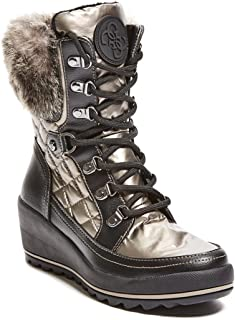 GUESS Women's Leland Mid Calf Boot