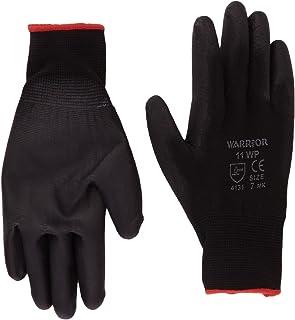 PWS - Lote de 12 pares de guantes de nylon recubierto de