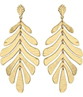 Kate Spade New York - A New Leaf Statement Earrings