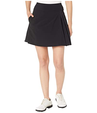 Callaway Side Pleat Skort (Caviar) Women