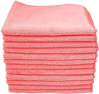 JEBBLAS Dish Towels Microfiber Dish Cloths Dish Rags Cleaning Cloth Ultra Soft Absorbent Streak Free Flash Drying Great Ca...