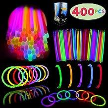 Glow Sticks Bulk 400 8