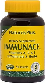 Best immunace tablets ingredients Reviews