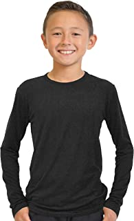 Stretch Is Comfort Boy's and Men's Oh So Soft Long Sleeve T-Shirt   Child Small to Adult 3X