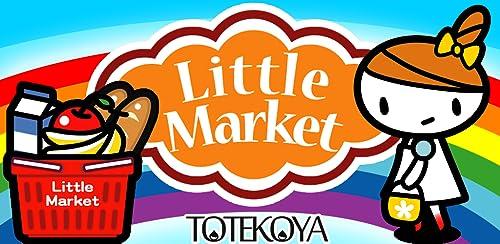 『お買い物ごっこで遊ぼう - リトルマーケット無料版』の1枚目の画像