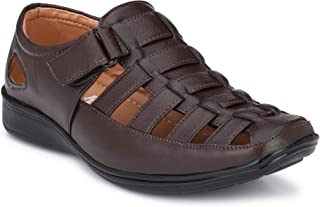 Amico Fine Leather Men's Sandals