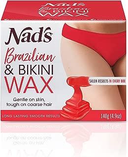 Best nads brazilian hard wax Reviews
