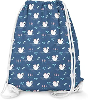 Swan Lake Princess Drawstring Bag - Large (13.3 x 17.3)