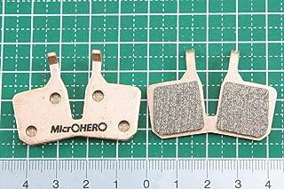 高温焼結 MicrOHERO製 汎用 マグラ MAGURA MT5 MT7 MT Trail Sport用 type 9.P type 9.1 ディスクブレーキパッド メタル