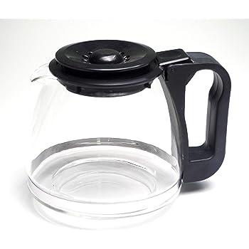 Jarra de cristal 4 tazas para cafeteras de espresso etc. aprox. H ...