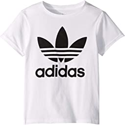 e3ad691823 Search Results. White/Black. 122. adidas Originals Kids. Trefoil Tee ...