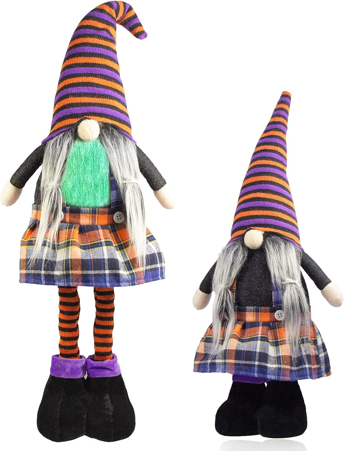 Halloween Large Standing Gnome Lighted Decorations-Handmade 5 popular Plus Cheap sale