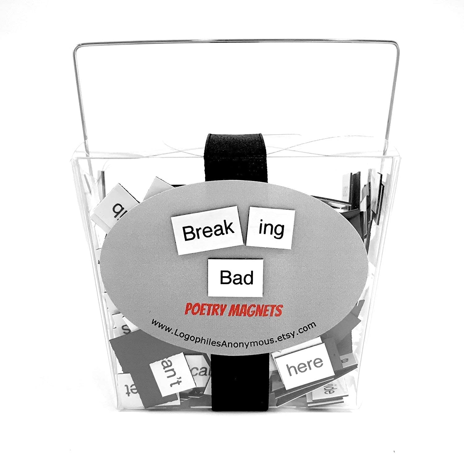 Breaking Bad Magnetic Poetry Fridge Quality inspection Walter Las Vegas Mall Quo White Magnets