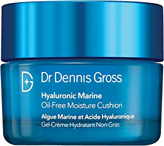 Dr. Dennis Gross Hyaluronic Marine Moisture Cushion Enriched Fx, 1.7 Ounce