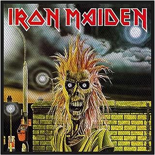 iron maiden 1st album cover