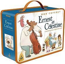 Mon coffret Ernest et Célestine - L'intégrale de la série en Coffret Valisette