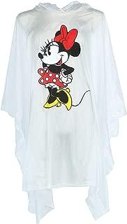 Jerry Leigh Disney Classic Minnie Mouse Rain Poncho