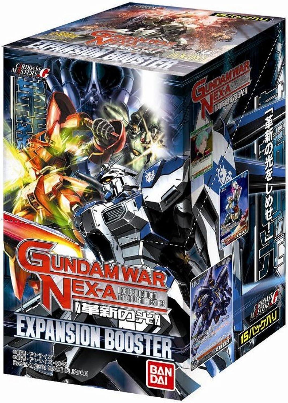 Light of Innovation GUNDAMWAR NEXA 4th Booster Pack [EX04] (BOX) (japan import)