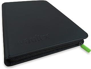 Vault X Premium eXo-Tec Zip Binder – 9 Pocket Trading Card Album Folder – 360..
