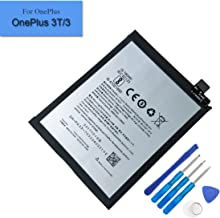 for OnePlus 3T A3003 New Replacement Battery BLP633 3300mAh 3.85V Built-in Battery + Tools