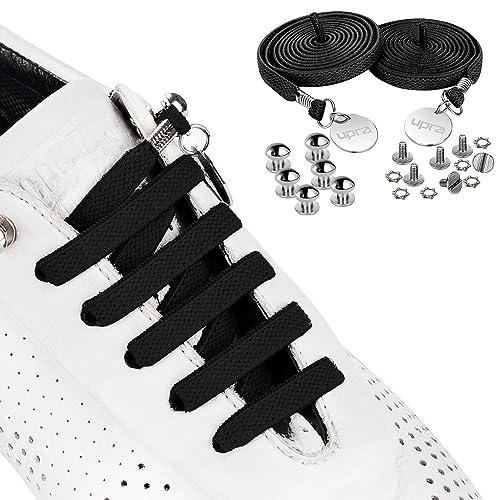04009327482 Elastic No Tie Shoelaces, Stretch Nylon Shoe Laces, Shoestrings for  Kids/Adults