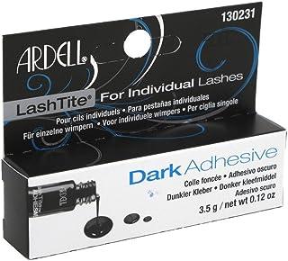 Ardell Lashtite Individual Lash Adhesive, Dark, 0.12-Ounce