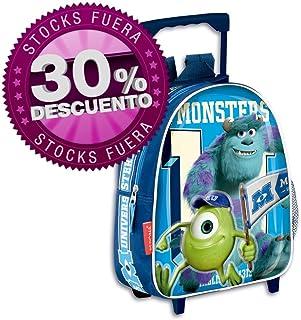Trolley Monsters University Disney pequeño
