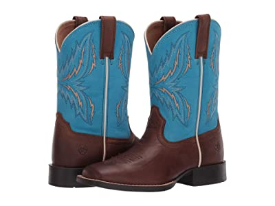 Ariat Kids Arena Rebound (Toddler/Little Kid/Big Kid) (Billy Brown/Wild Blue) Kid