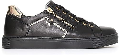 Nero giardini sneakers donna in pelle A719531D 100