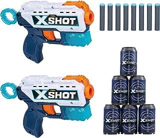 X-Shot Double Kickback Dart Gun
