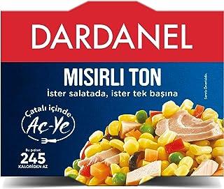 Dardanel Mısırlı Ton Salata 185 Gr. (Total 185 Gr)