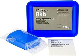Koch Chemie Reinigungsknete Reinigungsknetmasse Knetmasse blau mild 200 g