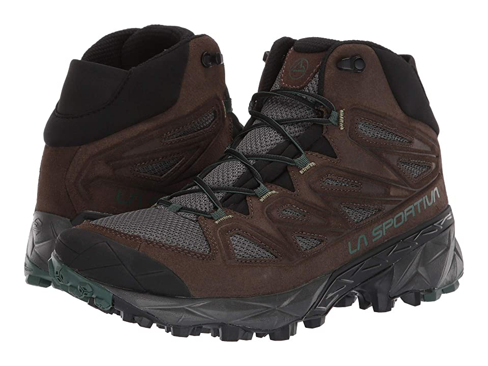 La Sportiva Trail Ridge Mid (Mocha/Forest) Men