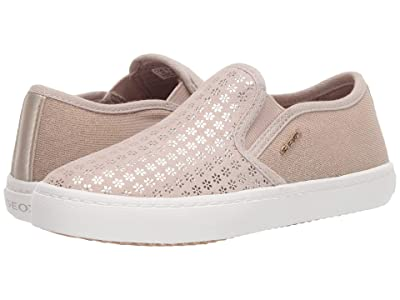 Geox Kids Kilwi 78 (Toddler/Little Kid) (Medium Beige) Girl
