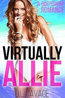 Virtually Allie: A Bodyswap Romance